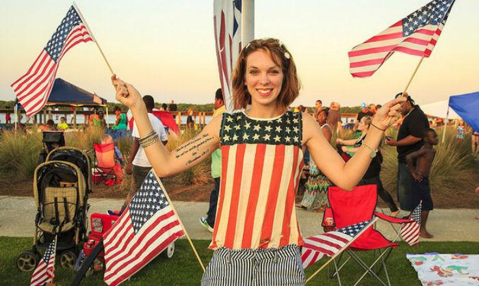 18 причуд в американской культуре