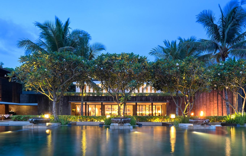 Отель Alila Villas Soori на Бали