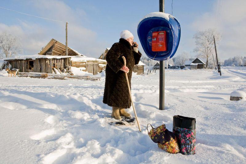 Сюрреалистическая Россия