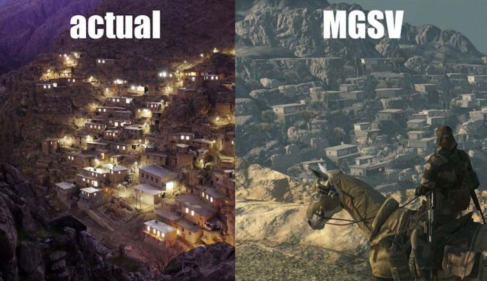 Невероятная графика в современных компьютерных играх