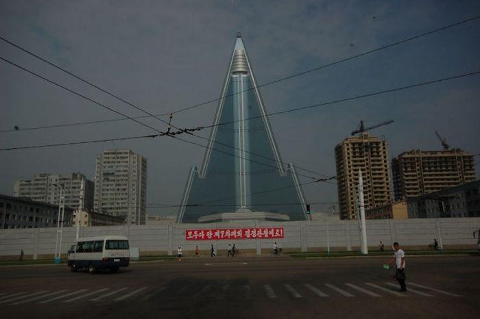 Свежие снимки из Северной Кореи