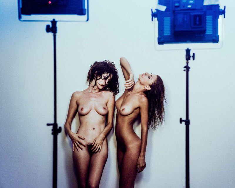 Искусство интимного фото