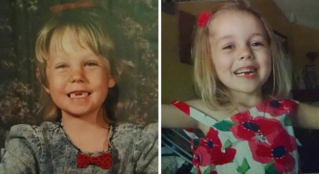 Назад в будущее: невероятно похожие фото родственников