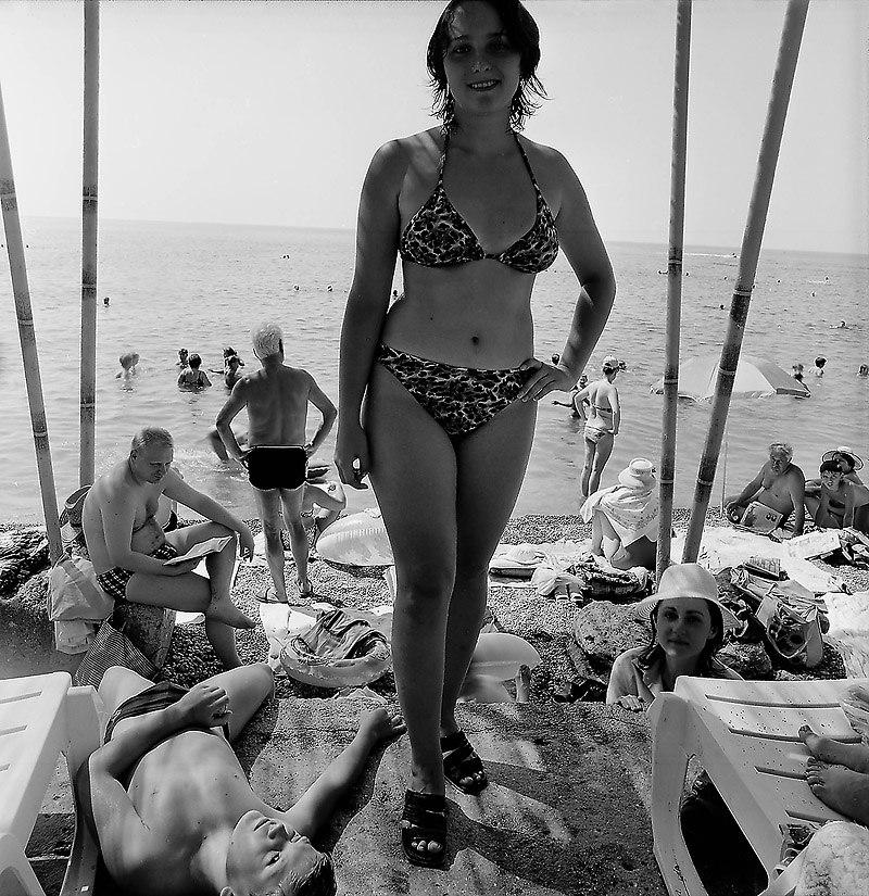 Фотопроект Пляж от Сергея Чиликова