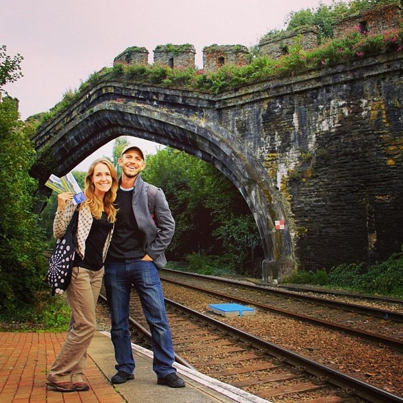Пара бросила работу и 5 лет путешествует по миру