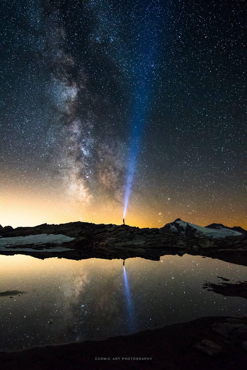 Удивительная Галактика Андромеды