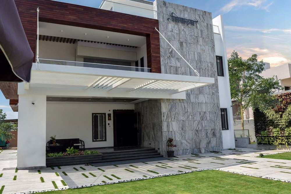 Частная резиденция в Индии