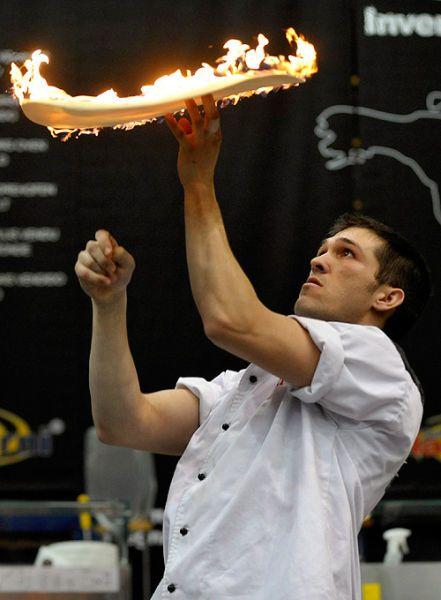 Чемпионат по приготовлению пиццы