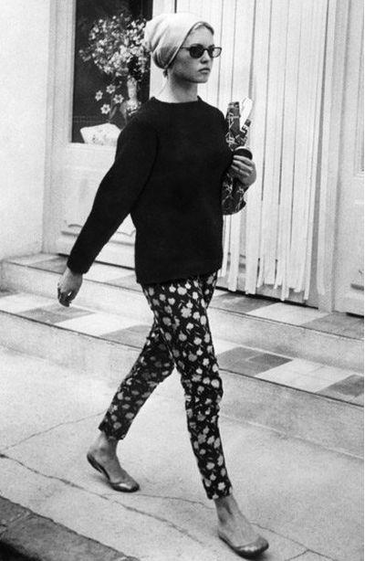 Женская мода Великобритании в 60-е годы