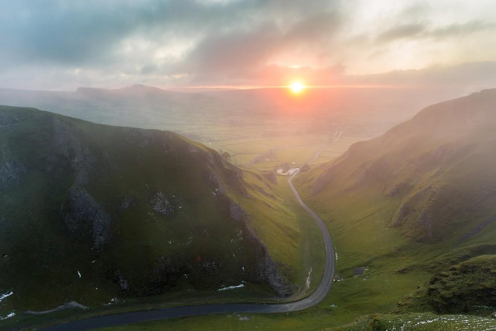Красивые пейзажи Англии