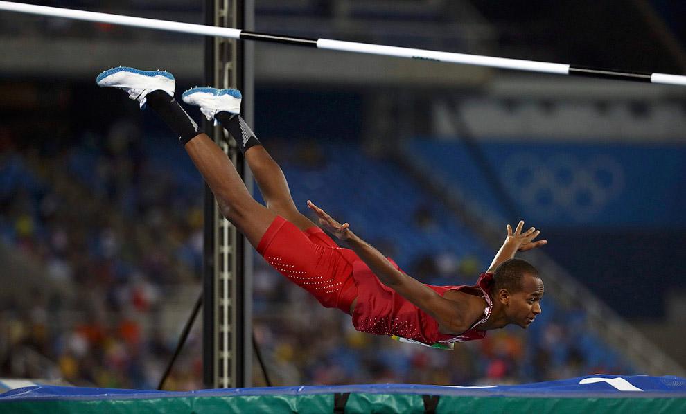 Лучшие спортивные моменты 2016 года
