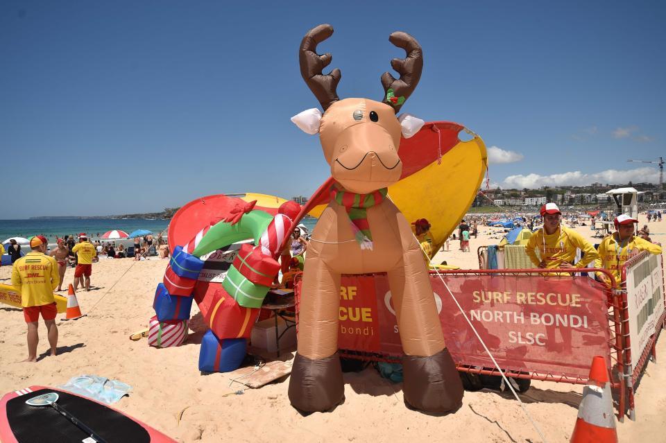 Рождество в Австралии
