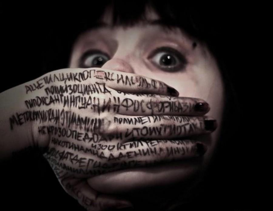 Странные фобии: боязнь сыра, пупков и другие
