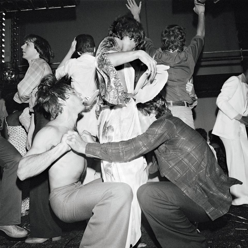 Дикие вечеринки 1970-х годов в ночных клубах Нью-Йорка