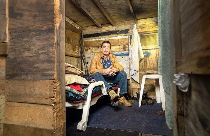 Как живут бездомные американцы