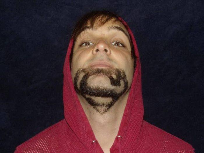 Веселые бородачи развлекаются