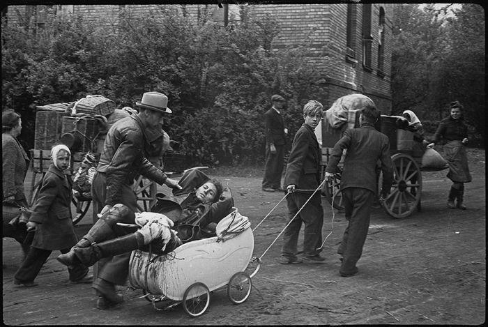 Берлин в последние дни Великой Отечественной войны