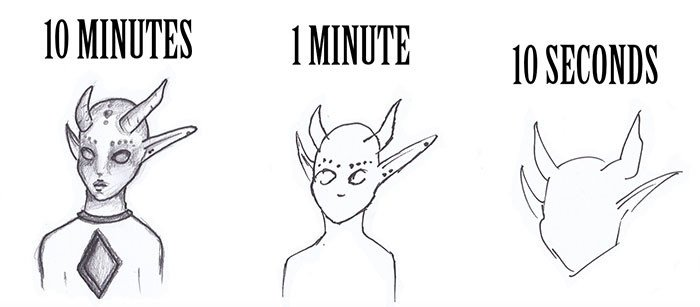 Как нарисовать что угодно за 30 секунд Уроки пошагового
