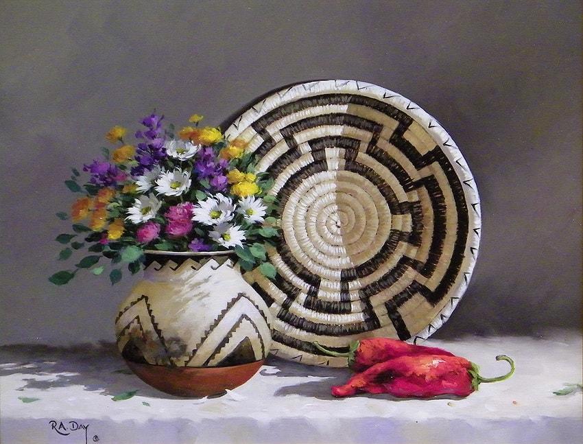 Индейские натюрморты от Rose Ann Day
