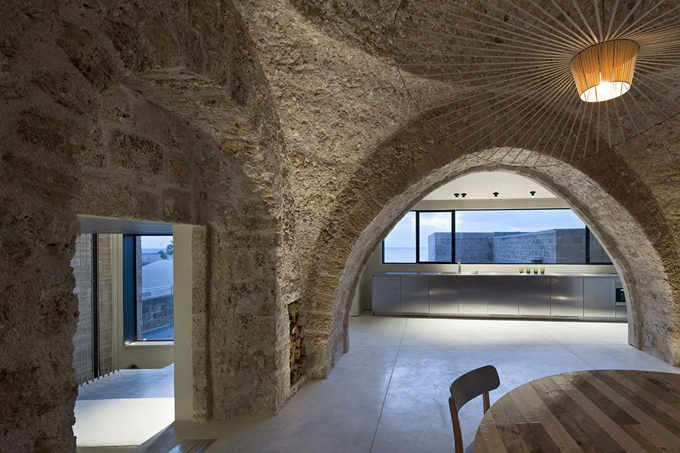 Каменный дом Factory Jaffa в Израиле