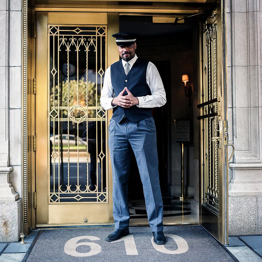 Портье — невидимые люди Нью-Йорка