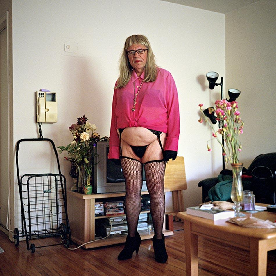 Жители Нью-Йорка и их сексуальные фетиши