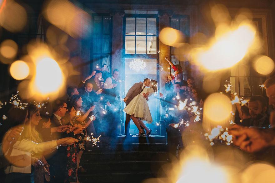 20 самых красивых свадебных фотографий 2016 года