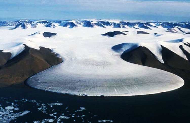 Места с самыми низкими температурами на Земле