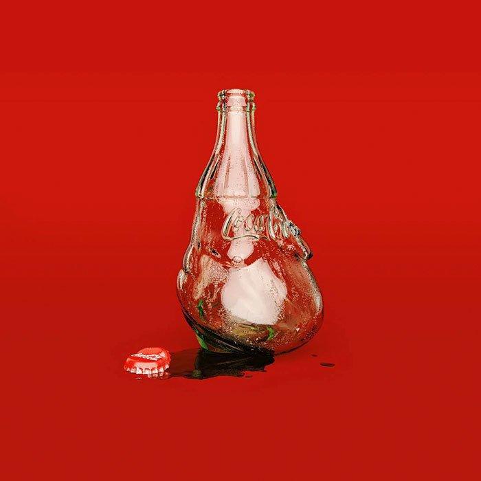 Сюрреалистические иллюстрации поп-культуры от Тони Футуры