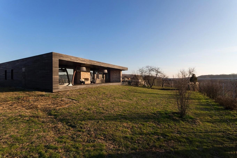Загородный дом в Харьковской области от SBM studio