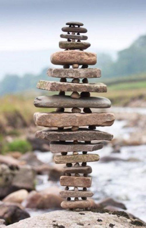 Чудеса балансировки в картинках