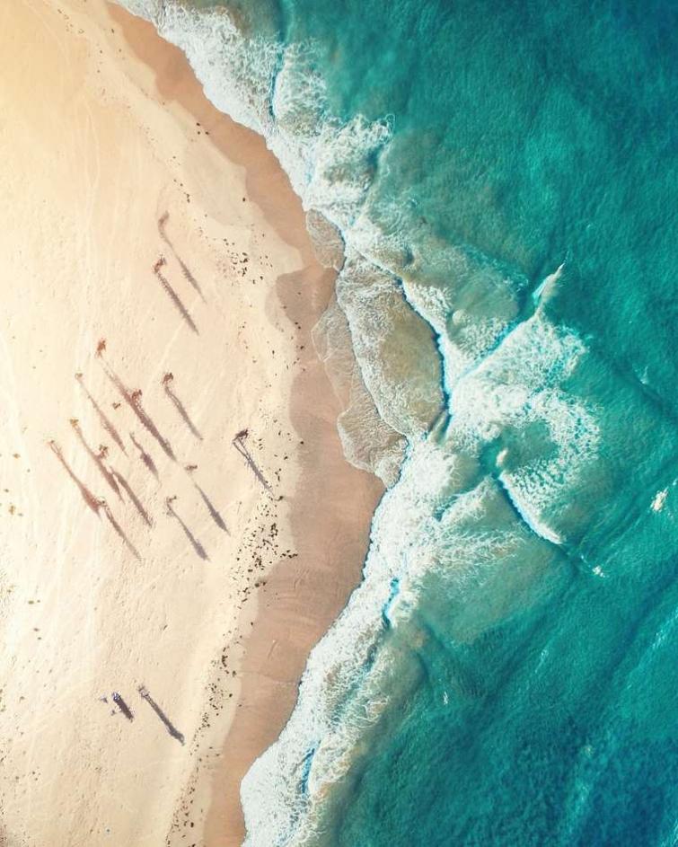 Красивые фотографии с воздуха, которые понравятся любому перфекционисту