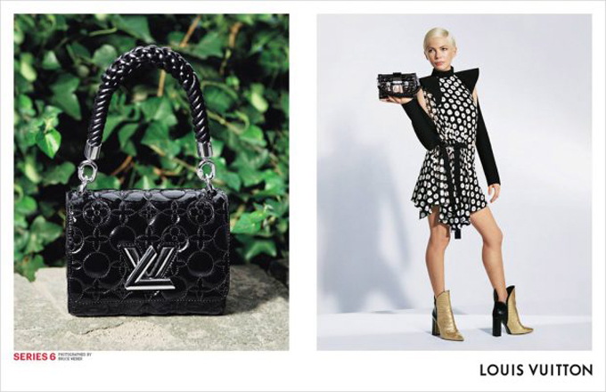 Рекламная кампания Louis Vuitton