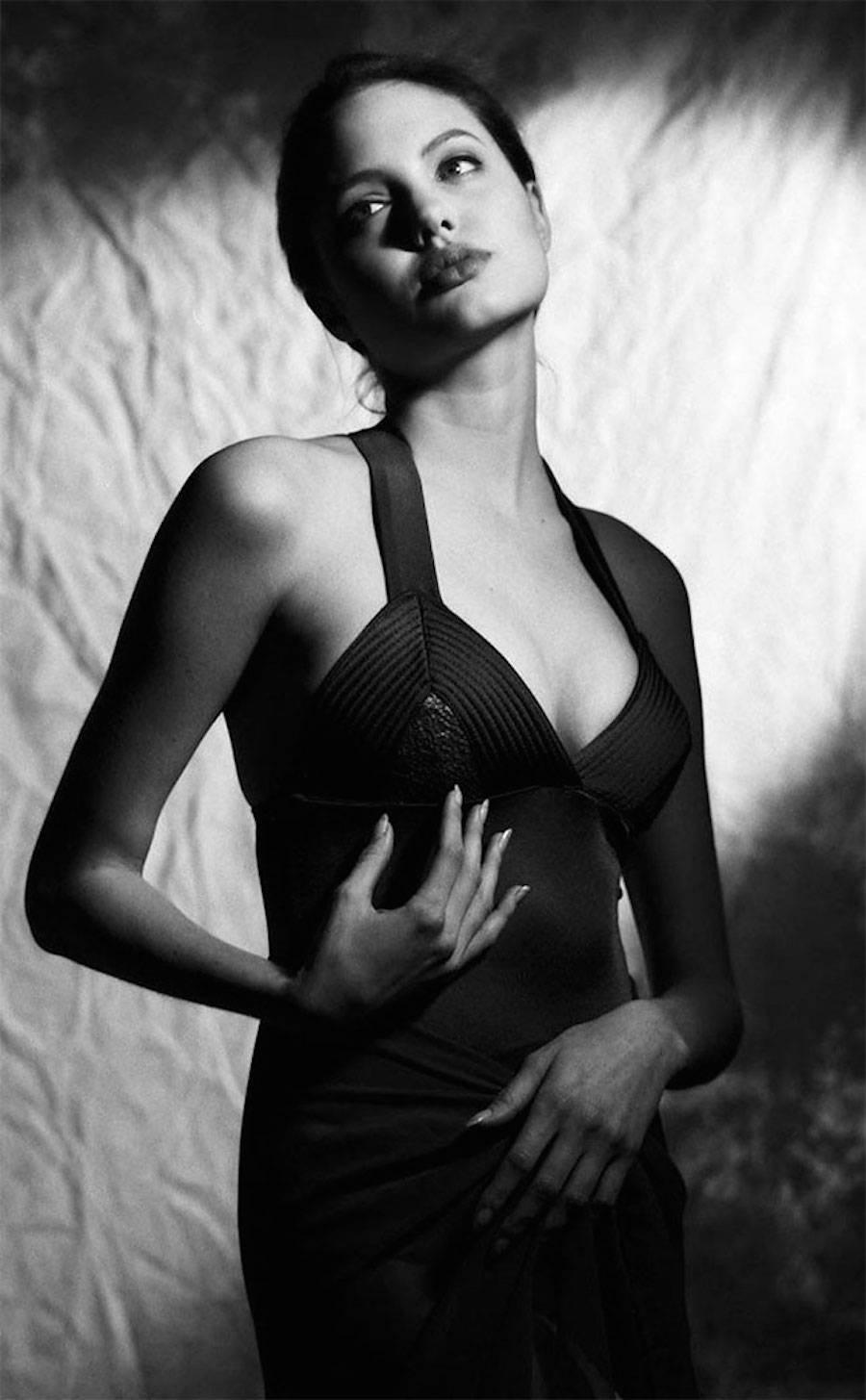Замечательные портреты знаменитостей в 80-х, фотограф Гарри Лэнгдон