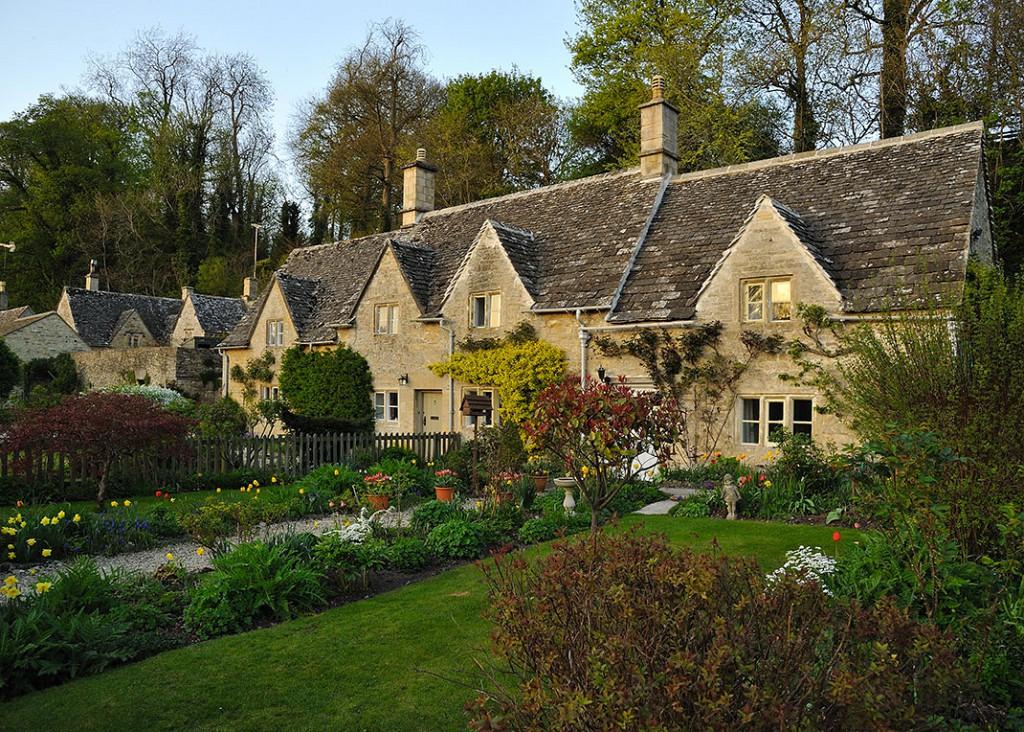 Байбери – самая красивая деревня Англии