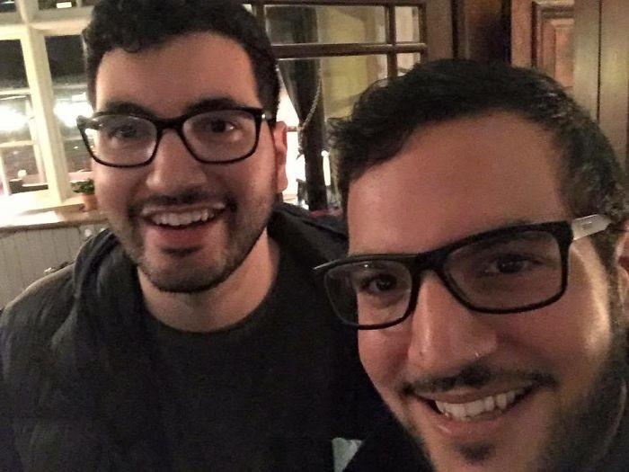 Люди, которые встретились со своими двойниками