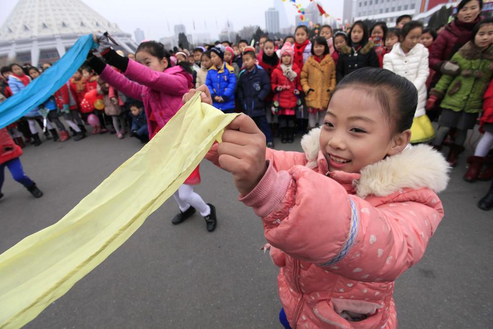 Повседневная жизнь в Пхеньяне