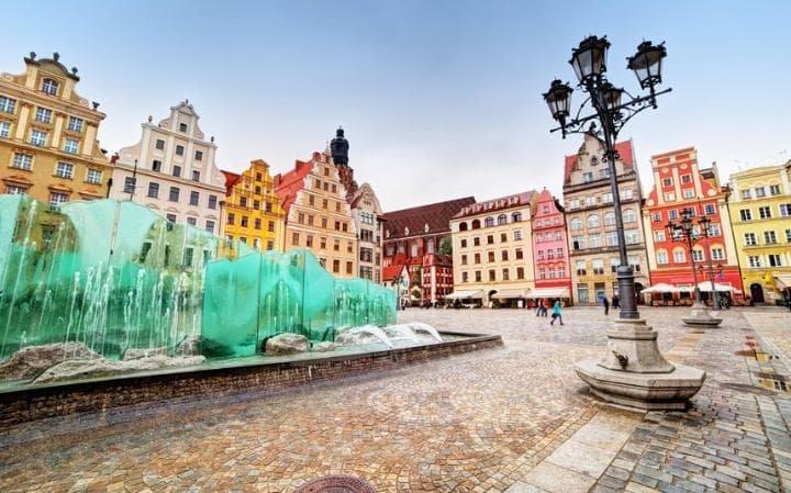Европейские города, которые стоит посетить
