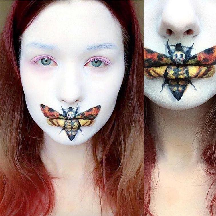 Перевоплощения от молодой визажистки Саиды Микевичуте
