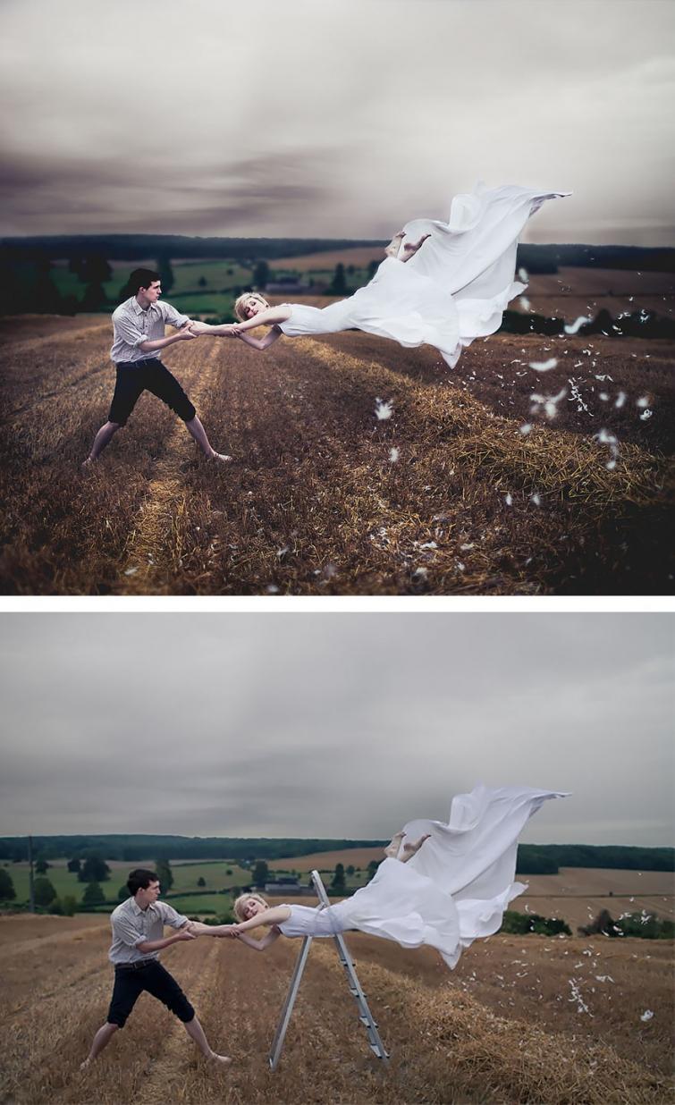 За кадром красивых фотографий