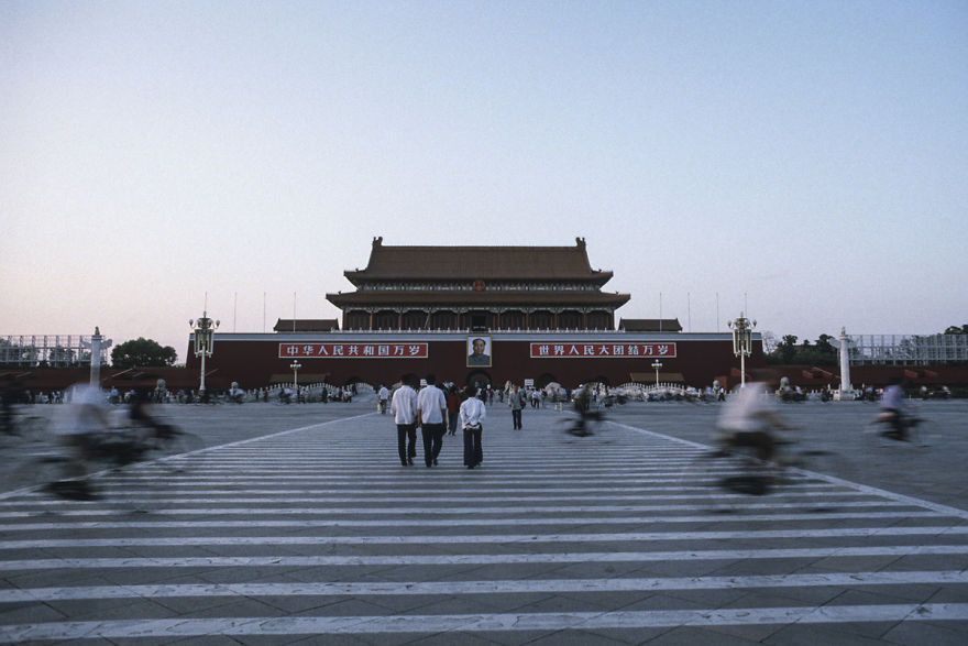 Китай 80-х поразительно напоминает Советский Союз