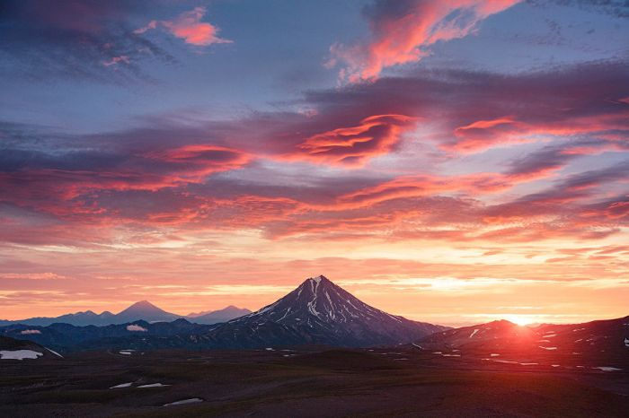 Великолепная природа Камчатки
