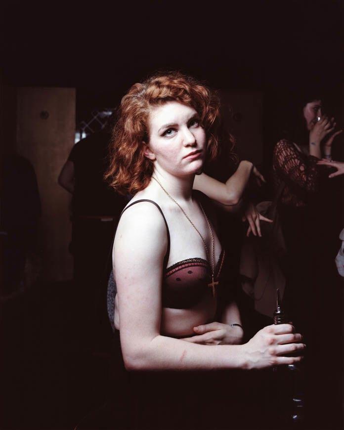 Тусовщики в британских ночных клубах