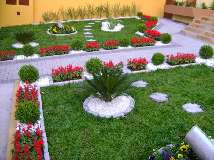 18 оригинальных идей оформления садового участка