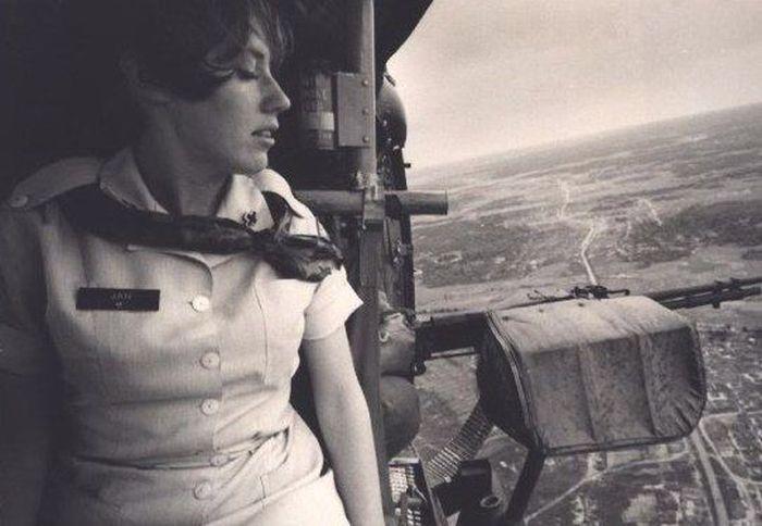 Как отдыхали американские солдаты во время войны во Вьетнаме
