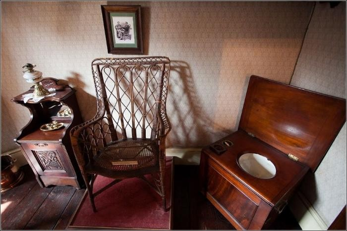 Дом-музей Шерлока Холмса