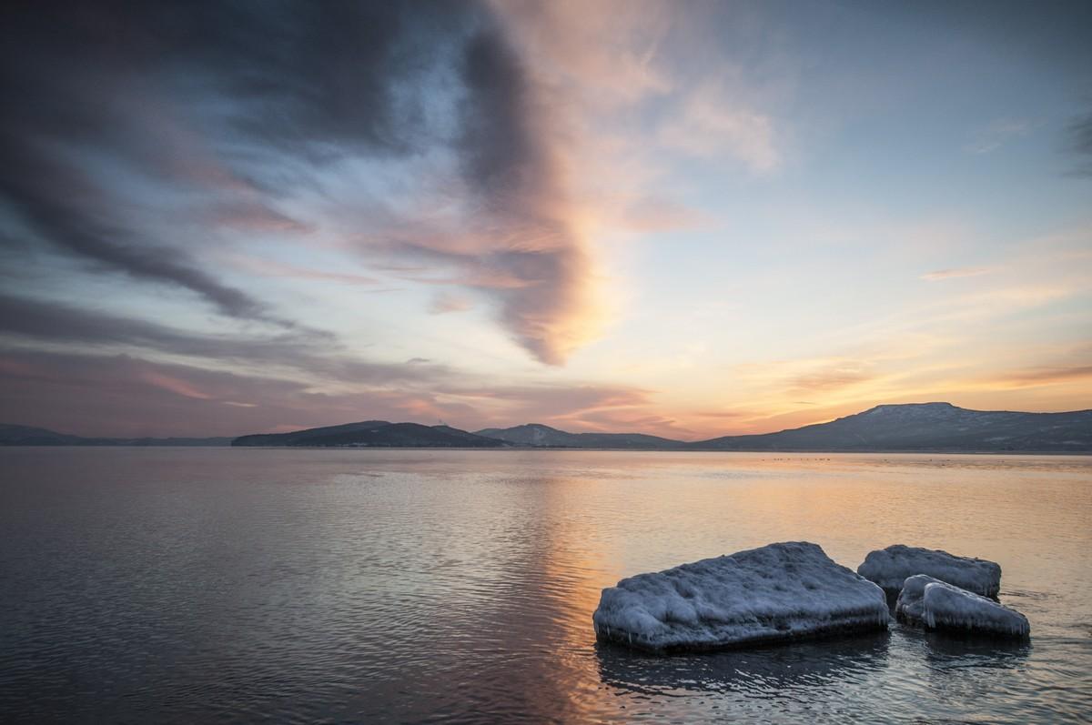 Красота природы на снимках Виталия Филючкова