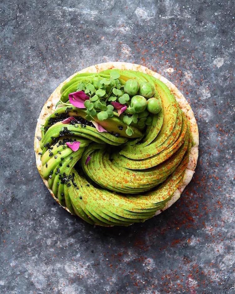 20 разноцветных шедевров кулинарного искусства
