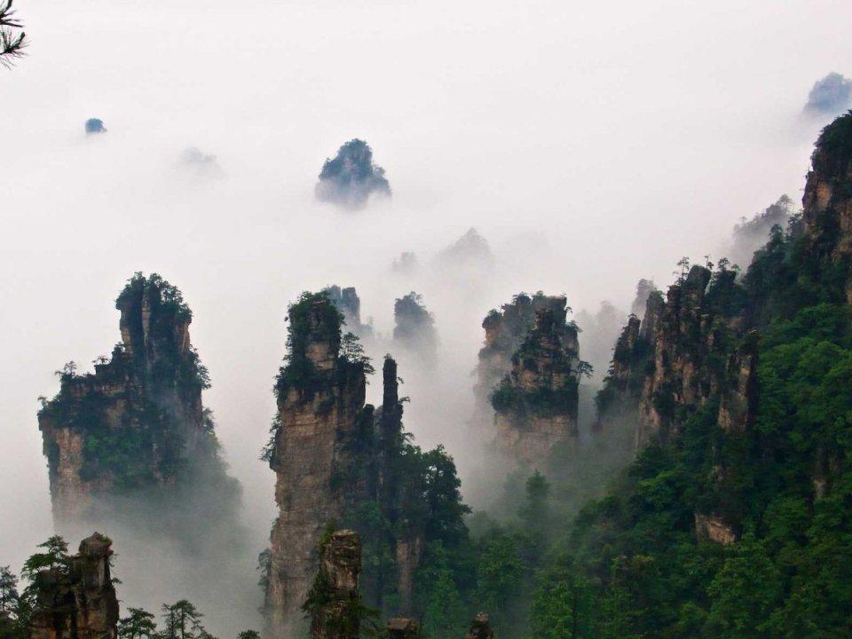 25 удивительных мест нашей планеты