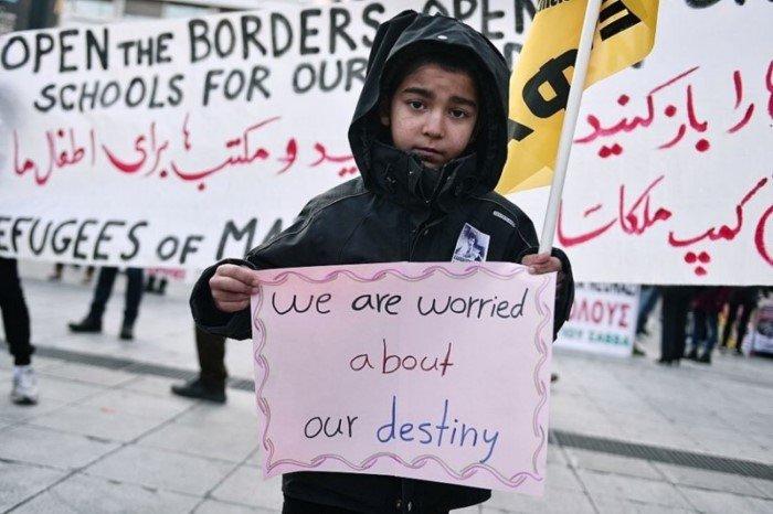 Когда женщины против: фотографии женских маршей протеста